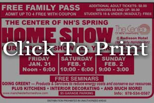 2014 spring home show tickets