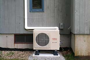 Heat Pump Condenser Londonderry NH