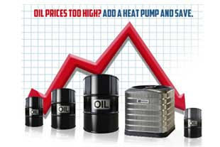 The most efficient heating systems for What is the most economical heating system