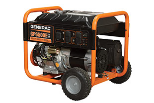 Portable Generator Warning