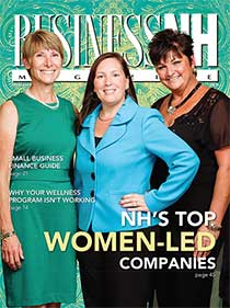 top women led businesses in nh