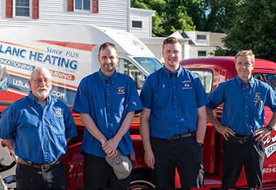 A.J. LeBlanc Master Electrical Team