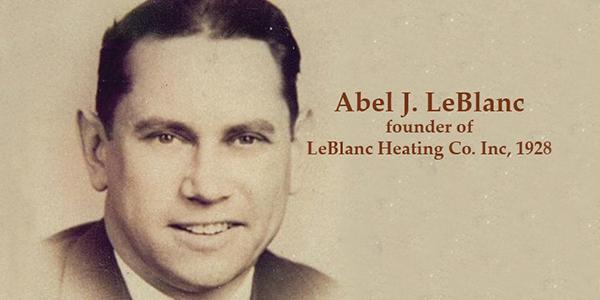 1st Generation A.J. LeBlanc Heating