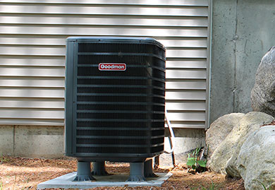 Central Heat Pumps and Central Air Conditioning