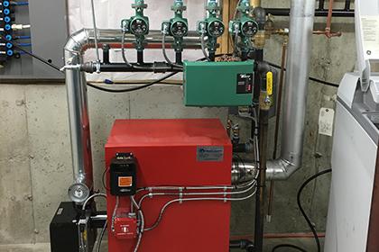 Biasi Boiler Installation