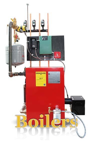 Biasi Boiler Setup