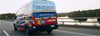 HVAC and Plumbing Service Trucks