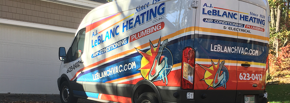 Electrical service van.