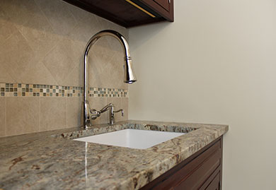 Sink and Faucet Plumbing Installations and Plumbing Service
