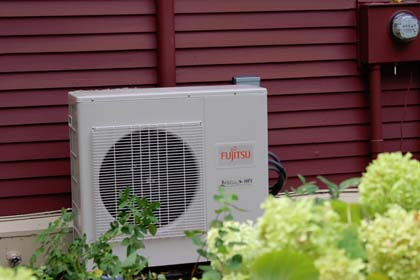 Ductless Mini-Split Air Conditioners, Ductless A/C, Ductless