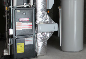 High Efficiency Gas Furnaces and Oil Furnaces
