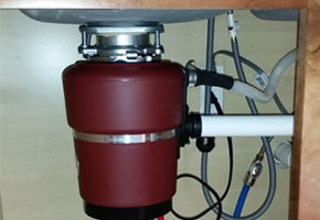 Garbage Disposal Plumbing and Service