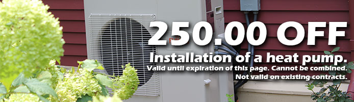 Heat Pump Coupon