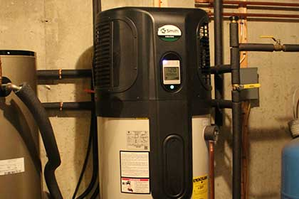 Heat Pump Water Heater Installation