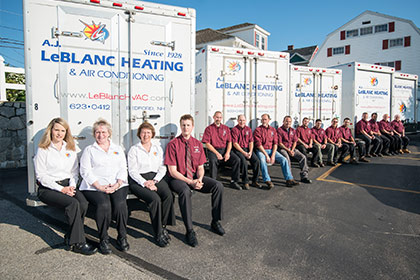 NH HVAC Technicians Careers
