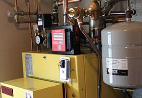 Hydronic Heating and Boilers