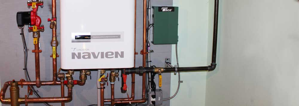 Navien Combination Boilers