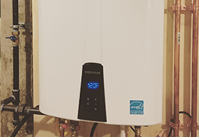 Tankless On-demand Water Heaters