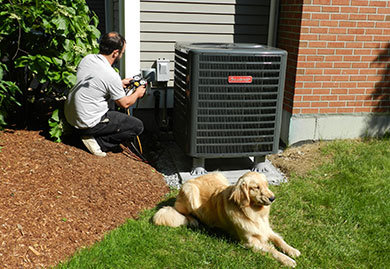 Central Air Conditioning Installations and Service