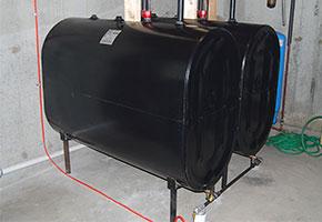 Oil Furnace Fuel