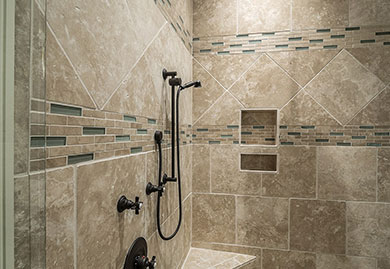 Shower Plumbing Repairs and Installations NH