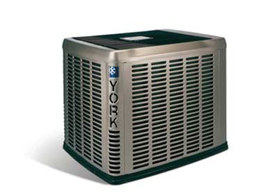 York Air Conditioning Condenser